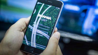 Scania a depășit borna de 500.000 de vehicule conectate