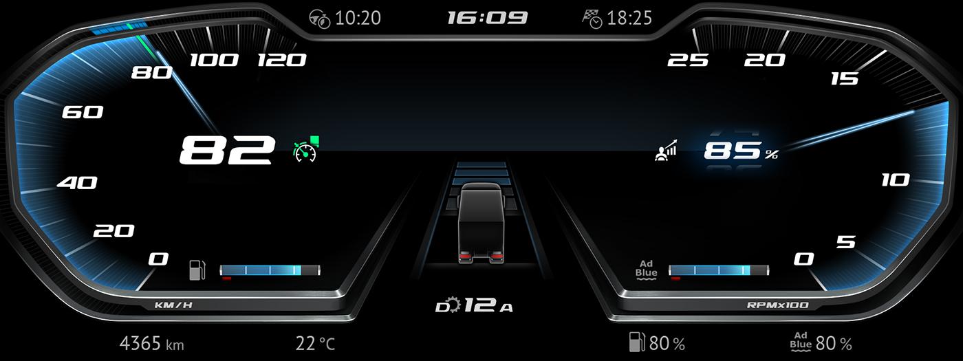 Noua generație DAF duce confortul șoferilor la alt nivel