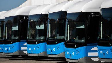 Scania va livra 170 de autobuze CNG la Madrid