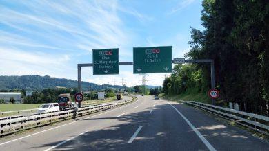De la 1 iulie, Elveția crește taxele de drum pentru camioane