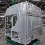 Scania introduce cabine R și S mai lungi cu 27 de centimetri