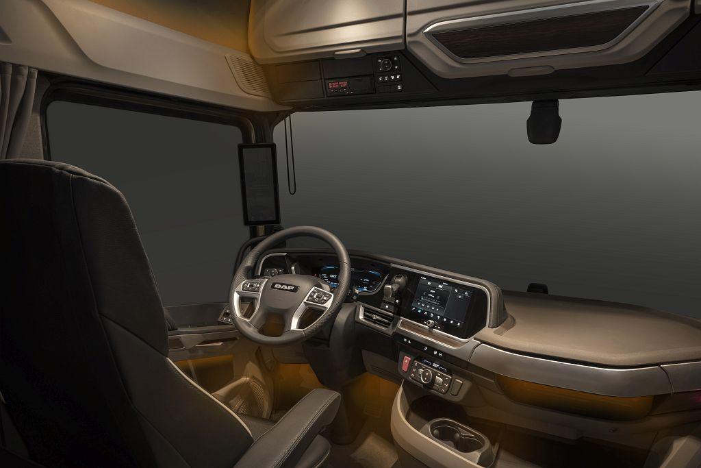 Noua generație DAF vine în 3 versiuni de cabină: XF, XG și XG+