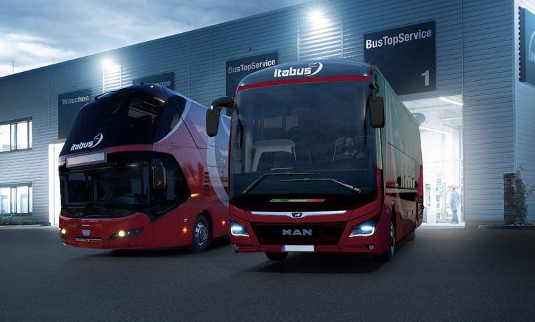Itabus va cumpăra 300 de autocare MAN și NEOPLAN până în 2023