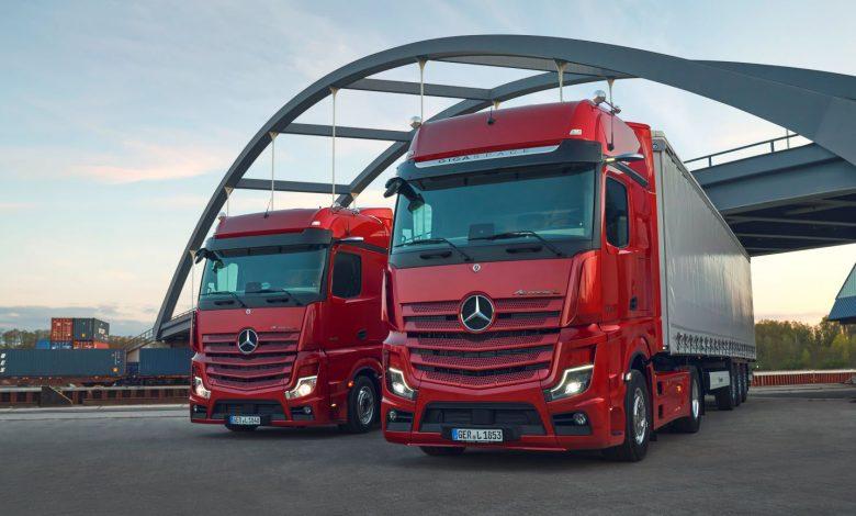 Mercedes-Benz a lansat modelul Actros L