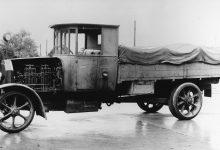 Primul camion diesel din lume împlinește 98 de ani