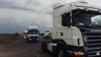 Transportatorii români, protest împotriva reîncadrării retroactive a diurnelor