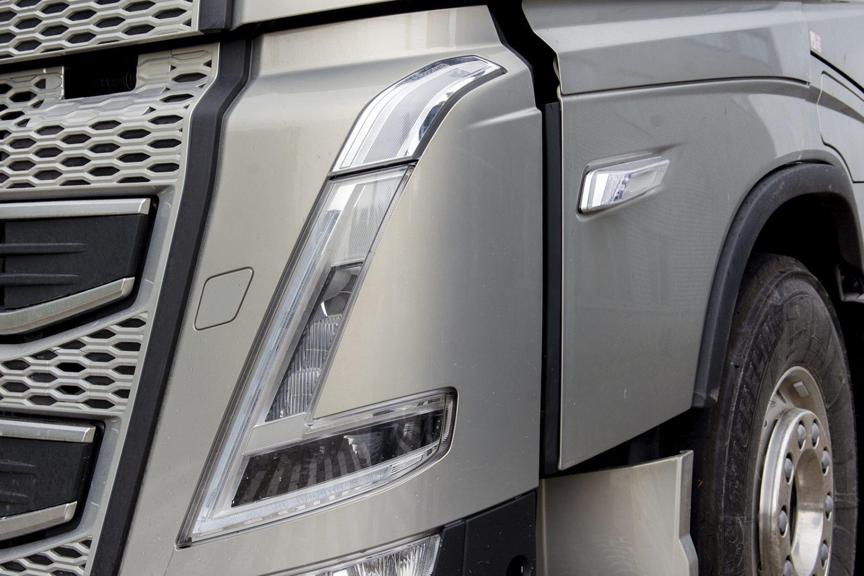Test Volvo FH 500 I-Save: Economistul cu mușchi