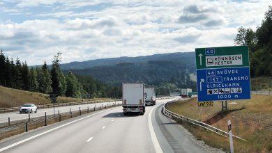 Guvernul suedez vrea o creștere a amenzilor pentru cabotaj