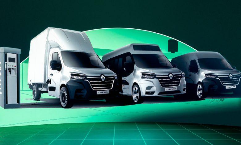 Renault a anunțat primele modele alimentate cu hidrogen