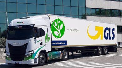 GLS cumpără 120 de camioane IVECO S-WAY alimentate cu LNG și Bio-LNG
