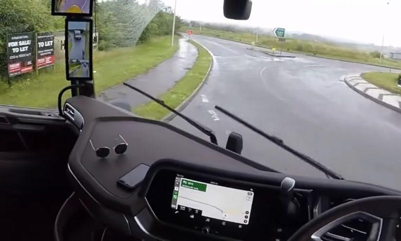 Primele impresii de condus de la bordul noului DAF XG+ (VIDEO)