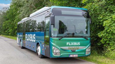 Autocar IVECO Crossway alimentat cu biometan pentru Flixbus