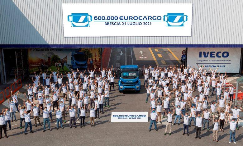 600.000 de camioane Eurocargo produse la fabrica IVECO din Brescia