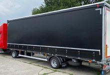 Cap tractor Iveco Daily pentru transport internațional