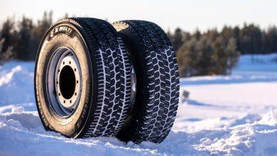Michelin a lansat noile anvelope de iarnă X MULTI GRIP pentru camioane