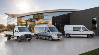Motoare diesel de 2 litri pentru toate versiunile Mercedes-Benz Sprinter