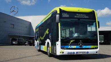 200.000 km într-un an pentru două autobuze electrice eCitaro