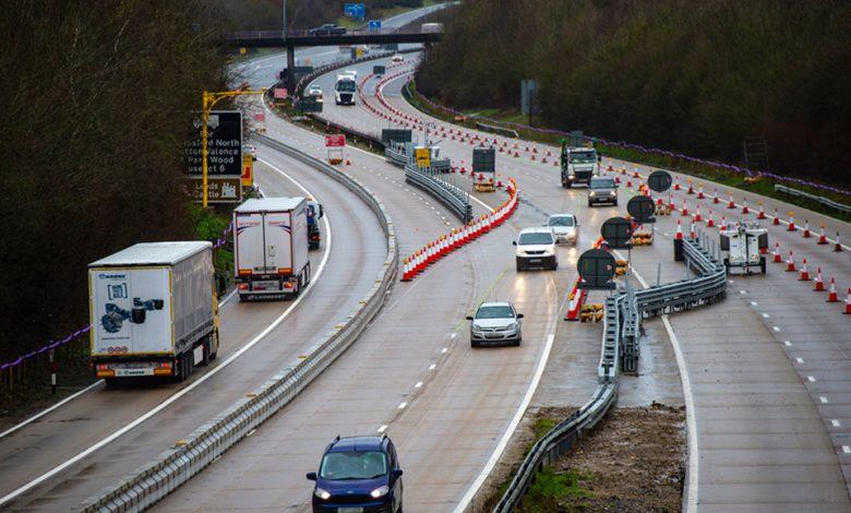Operațiunea Brock se întoarce pentru camioanele care merg spre Portul Dover și Eurotunnel