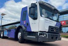Renault Trucks prezintă noul camion urban D Wide ZE LEC