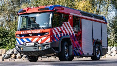 Volvo începe producția de sisteme de propulsie pentru primul camion de pompieri electric