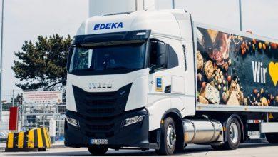 EDEKA va folosi camioane Iveco S-Way alimentate cu bio-LNG