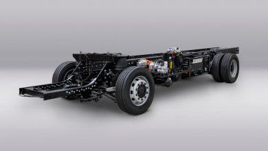 Volta Trucks a prezentat primul șasiu funcțional Volta Zero