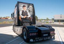 Volvo FH XXL Peaky Blinders pentru Transports Clareton (FOTO)
