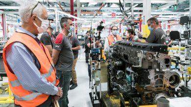 Fabrica FPT Industrial din Bourbon-Lancy, aur în programul World Class Manufacturing