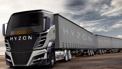Hyzon Motors va construi camioane cu hidrogen de 154 de tone