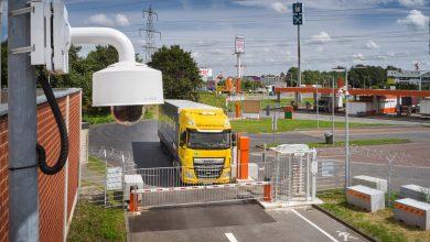 O nouă parcare securizată Bosch, la Frechen, lângă Koln
