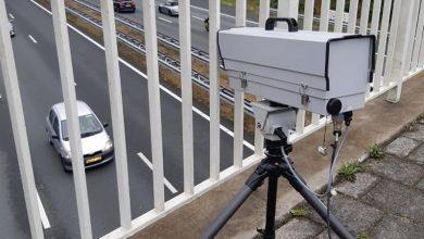 Cameră care recunoaște șoferii ce țin telefonul în mână, în Olanda