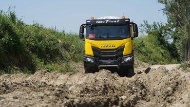 IVECO T-WAY, demonstrații de off-road extrem pentru clienții din România