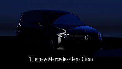 Mercedes-Benz Vans va prezenta noile Citan și eCitan la 25 august