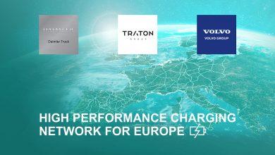 Daimler, TRATON și Volvo, parteneriat pentru stații de încărcare pentru camioane electrice