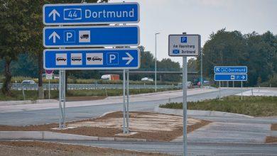 Germania: S-a redeschis spațiul de servicii Am Haarstrang-Nord de pe A44