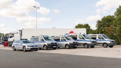 În iulie, controalele BAG s-au concentrat pe camioanele din străinătate