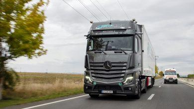 Primul Mercedes-Benz Actros Edition 2 livrat în România