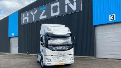 Hyzon va livra 82 de camioane cu hidrogen în Europa în 2021