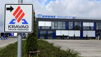 Krone susține inițiativa KRAVAG Truck Parking