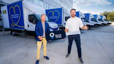 30 de utilitare electrice Quantron pentru IKEA Austria