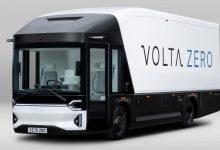 Camioanele electrice Volta Zero vor avea caroserie reciclabilă