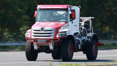 Hino va concura la Raliul Dakar 2022 cu un camion hibrid