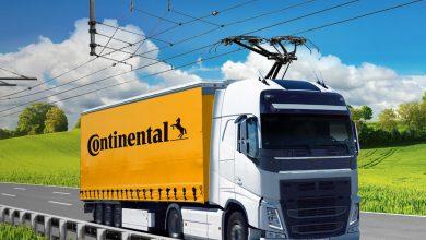 Continental și Siemens vor produce pantografe pentru camioane