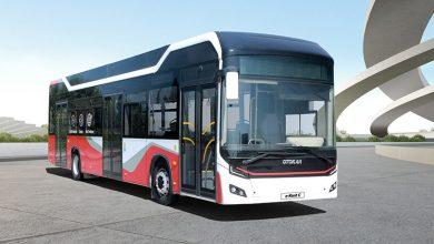 Otokar va prezenta autobuzul electric e-Kent C la IAA Mobility