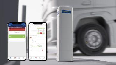 Goodyear DrivePoint, o nouă metodă de monitorizare a presiunii anvelopelor