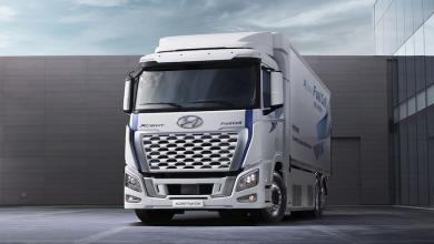 Hyundai începe producția de serie a camionului cu hidrogen XCIENT