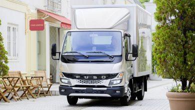 FUSO lansează noul Canter în Europa