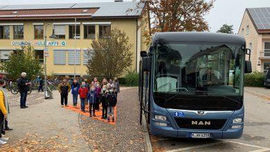 MAN continuă campania de promovare a călătoriilor sigure spre școală