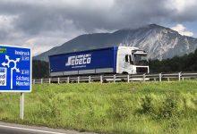 Tirol anunță mai multe zile de manipulare în bloc a camioanelor în 2022