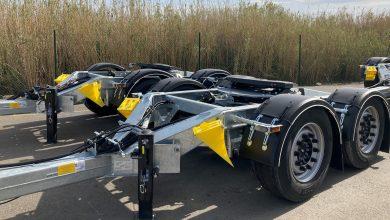 Schmitz Cargobull a livrat 500 de proțapuri pentru combinații EcoDuo